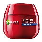 Garnier Ultra Lift Complete Beauty straffende Anti-Falten Nachtpflege/Anti Aging Creme mildert Falten, 1er Pack (1 x 50 ml)