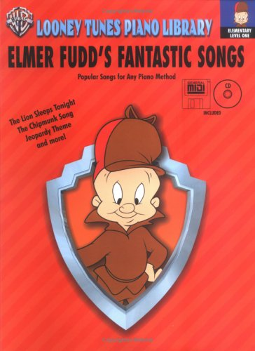 elmer-fudds-fantastic-songs-looney-tunes-piano-library-level-1