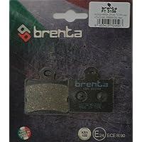 Brenta Pastillas freno organiche Moto para Husqvarna CR 65, TC 85, KTM SX 85, e-sm Freeride