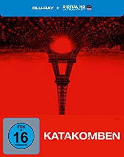 Katakomben - Steelbook [Blu-ray] [Limited Edition]
