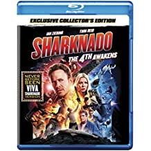 Sharknado: the 4th Awakens /