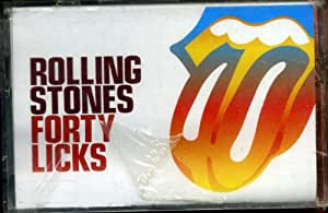 The Rolling Stones : Forty Licks (import) (double MC)