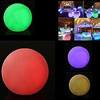 Bluelover Colore 7 che cambia la decorazione della luce di