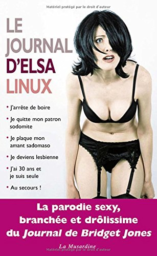 Le Journal d'Elsa Linux PDF Books