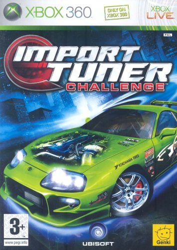 Import Tuner Challenge (xbox 360)