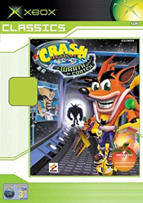 Crash Bandicoot: The Wrath Of Cortex (Xbox Classic) by Sierra