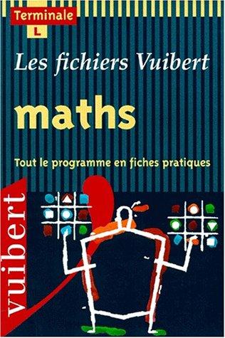 Mathématiques, terminale série 1