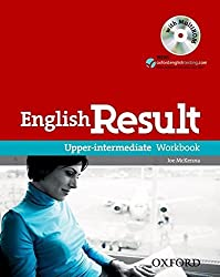 English Result: Upper-Intermediate: Workbook with MultiROM Pack: General English four-skills course for adults by Joe McKenna (2010-01-28)