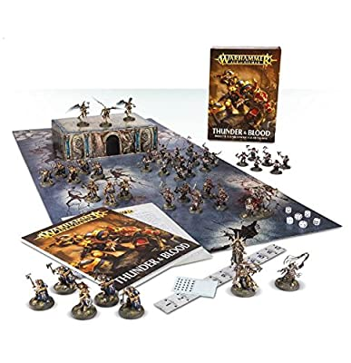 Thunder & Blood 80-19-01 - Warhammer Age of Sigmar