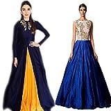 Jsv Fashion Women's Banglorisilk New Att...