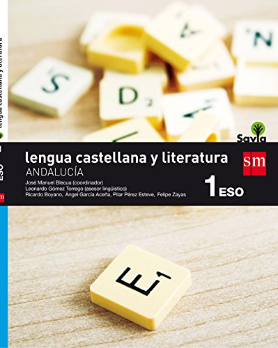 Lengua castellana y literatura 1 eso savia andalucía