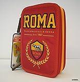 Astuccio 3 Zip A.S. Roma