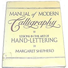 Manual Of Modern Caligraphy
