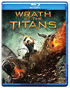Wrath of the Titans [Blu-ray] [2012] [US Import]