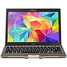 Samsung Tab S (8.4)- Tastatur-Schutzhülle - Bluetooth-Tastatur und Halterung, bronze - EJ-CT700MAEGDE