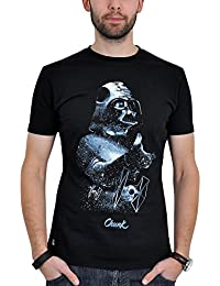 Star Wars Vader Space T-Shirt chunk Brand Item Black High Quality Cotton