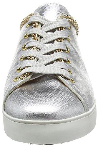 Giudecca Jycx15pr29-1, Low-Top Sneaker femme argent (silver)