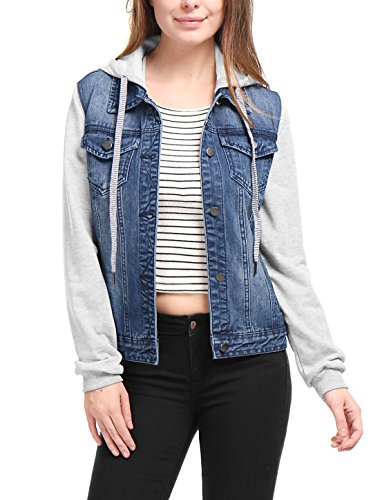allegra-k-femme-stratifie-capuche-avec-cordon-de-serrage-veste-en-jeans-w-poches-bleu-fonce-femmes-m