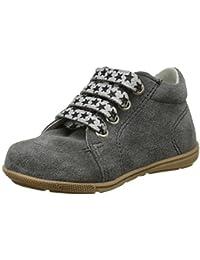 EnFant 814126 Beginner Shoe hochwertige Echtleder Lauflernschuhe mit Schnürverschluss in verschiedenen Farben und Größen