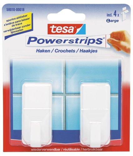 TESA PowerStrip Haken ws.Clas.