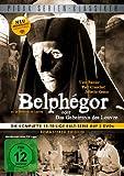 Belphégor oder Das Geheimnis des Louvre (Remastered Edition) Die komplette 13-teilige Kult-Serie (Pidax Serien-Klassiker) [2 DVDs]