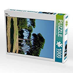 Rom 1000 Teile Puzzle hoch