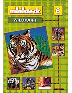 Desconocido ministeck 31006  - Plantilla folleto Wildlife Park