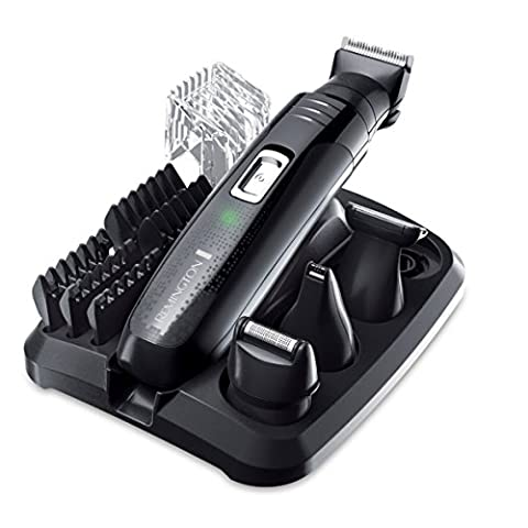 Remington PG6130 Cordless 4 in 1 Men's Grooming Kit
