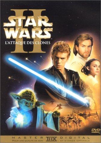 Star Wars : Episode II, l'attaque des clones - Édition 2 DVD