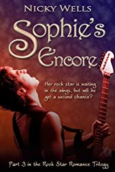 Sophie's Encore (Part 3 in the Rock Star Romance Trilogy)
