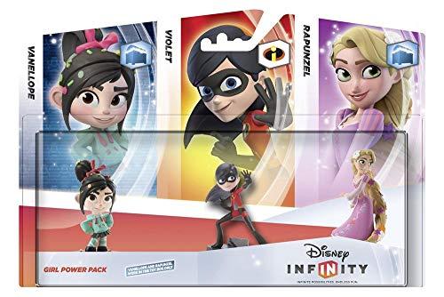 Disney INFINITY Triple Pack: Girls Spielzeug Hybrid