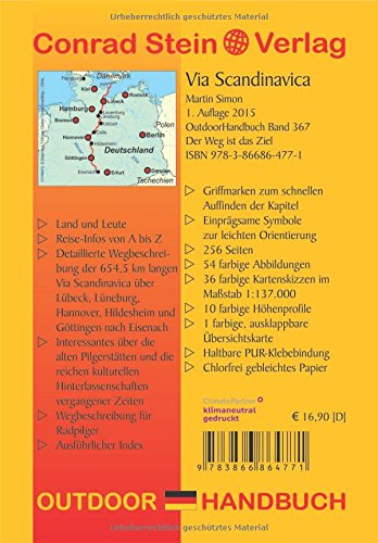 Via Scandinavica (Der Weg ist das Ziel): Alle Infos bei Amazon