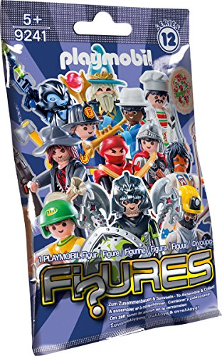 PLAYMOBIL 9241 - Figures Boys (Serie 12)