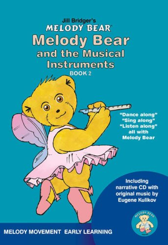 Melody Bear and the musical instruments