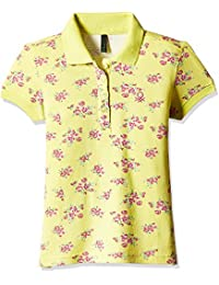 United Colors of Benetton Baby Girls' Polo Shirt