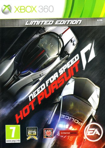 Need for Speed: Hot Pursuit - Limited Edition [PEGI] Xbox-need For Speed Hot Pursuit