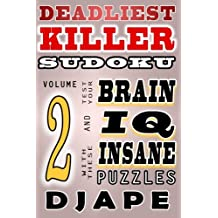 Deadliest Killer Sudoku: Test your BRAIN and IQ with these INSANE puzzles