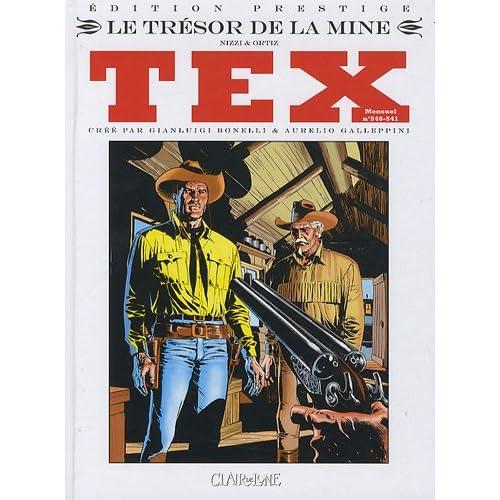 Tex, N° 540-541 : Le trésor de la mine