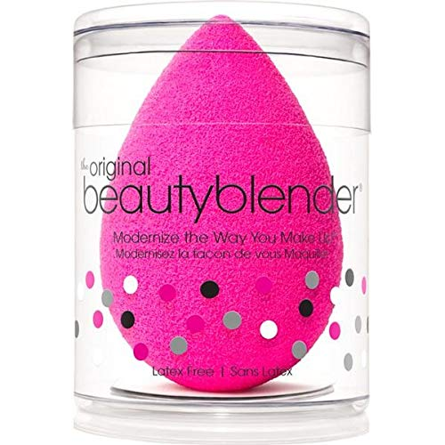 Beauty Blender, Esponja maquillaje facial color rosa