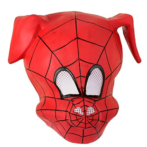 JUFENG Hochwertige Erwachsene Kinder Spider-Man Film Superheld Lycra Cosplay Strumpfhosen Masken (Der Full Film Halloween Movie)