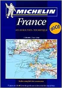 Amazon.fr - Carte routière : France, 99, 1/200000 - Carte ...