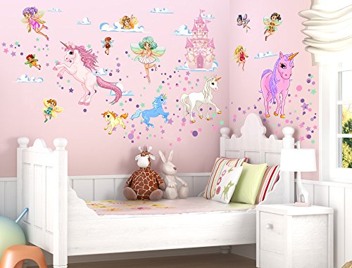 I-love-Wandtattoo WAS-10029 Wandsticker Kinderzimmer