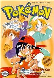 Pokemon Electric Pikachu Boogaloo (Pokemon (Viz PB))