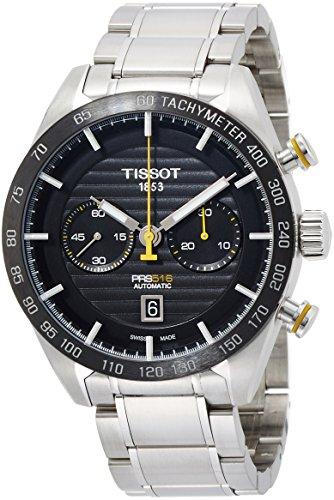 Tissot Herren-Uhren Analog Automatik, Gangreserve ca. 60 Std One Size Edelstahl 86738538