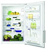 Zanussi ZBA15040WA Kühlschrank/A++ / 87,30 cm Höhe / 96 kWh/Jahr / Dekorfähig/Eingebaut / weiß