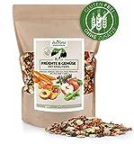 AniForte B.A.R.F. Line No2 Früchte und Gemüse- in verschiedenen Größen- mit Kräutern 1kg glutenfreie Gemüseflocken Hundefutter- Naturprodukt für Hunde