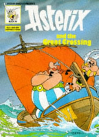 Astérix And The Great Crossing (version anglaise)