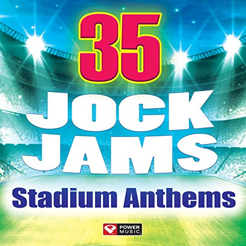 35 Jock Jams - Stadium Anthems