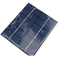 Generic 6V 2W Mini Solar Panel for Small Solar System Solar Cells Acces 136*110*3mm Amazon Best Seller Ran