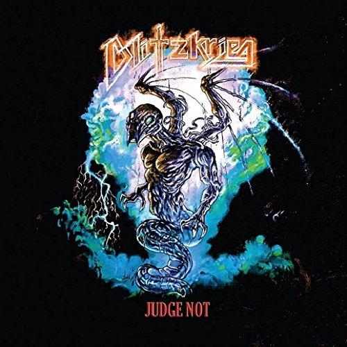 Blitzkrieg: Judge Not (Audio CD)